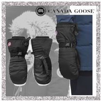 CANADA GOOSE Nylon Smartphone Use Gloves