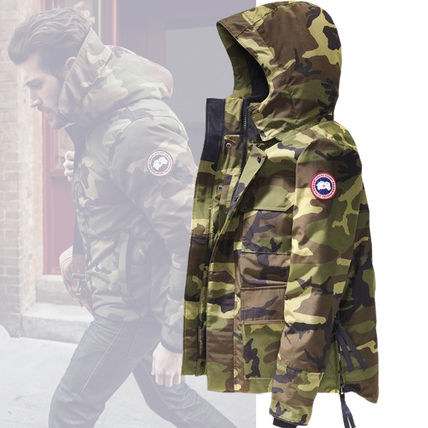 canada goose camouflage