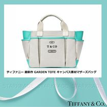 Tiffany & Co Blended Fabrics Mothers Bags