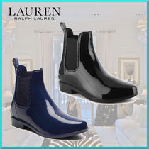 Ralph Lauren Plain Ankle & Booties Boots