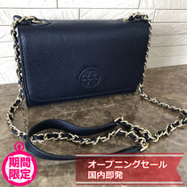 Tory Burch Leather Elegant Style Shoulder Bags