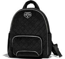 CHANEL Casual Style Unisex Street Style 2WAY Plain Backpacks