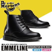 Dr Martens Lace-up Street Style Leather Lace-up Boots