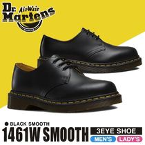Dr Martens Rubber Sole Street Style Leather Boots Boots
