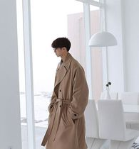ASCLO Plain Oversized Coats