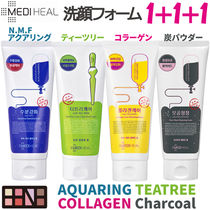 MEDIHEAL Pores Upliftings Whiteness Face Wash