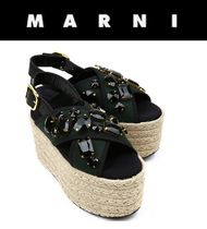 MARNI Platform & Wedge Sandals