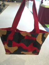 MOYNA Camouflage Totes