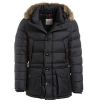 MONCLER CLUNY Plain Long Down Jackets