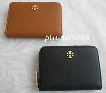 Tory Burch Saffiano Plain Coin Purses