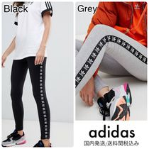 adidas Casual Style Cotton Skinny Pants