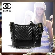 CHANEL Casual Style Calfskin 3WAY Shoulder Bags