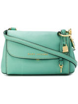 Marc by Marc Jacobs 2WAY Plain Leather Elegant Style Crossbody Shoulder Bags