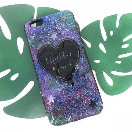 Heart Star Handmade Smart Phone Cases