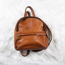 Ron Herman Casual Style Plain Leather Backpacks