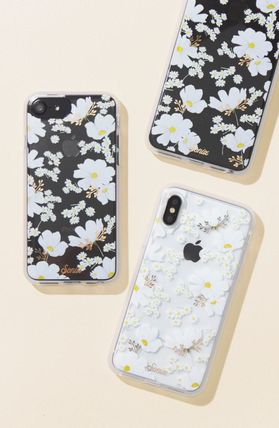 Flower Patterns Smart Phone Cases