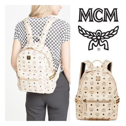 Casual Style Cambus Backpacks