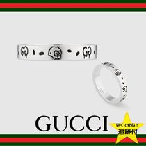 GUCCI Skull Street Style Rings