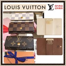 Louis Vuitton MONOGRAM Monogram Leather Keychains & Bag Charms