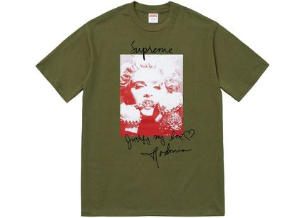 Supreme More T-Shirts Street Style T-Shirts 10