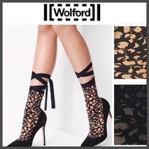 Wolford Flower Patterns Socks & Tights