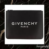 GIVENCHY Leather Clutches