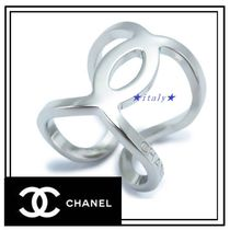 CHANEL ICON Costume Jewelry Rings