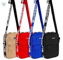 Supreme Unisex Street Style 2WAY Belt Bags