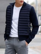 MONCLER Blended Fabrics Street Style Cardigans