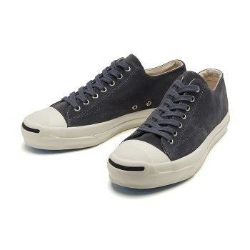 90b8bbb56f30d2 CONVERSE JACK PURCELL 2018-19AW Unisex Suede Street Style Sneakers ...