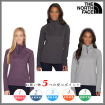 THE NORTH FACE Casual Style Long Sleeves Plain Medium Shirts & Blouses