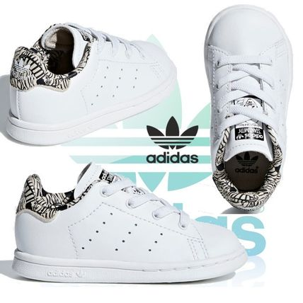 reputable site ad5ae 95d00 adidas STAN SMITH 2018-19AW Unisex Baby Girl Shoes