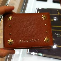 GIVENCHY Leather Folding Wallets