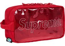Supreme Street Style Plain Messenger & Shoulder Bags