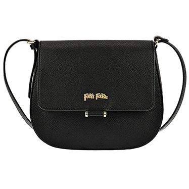 Plain Party Style Shoulder Bags