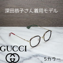 GUCCI Unisex Oval Optical Eyewear