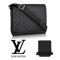 4c80e59de7e4 Louis Vuitton Cambus Plain Messenger   Shoulder Bags