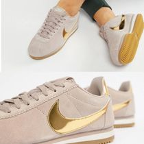Nike CORTEZ Suede Low-Top Sneakers