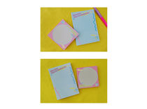 neon moon Co-ord Greeting Cards