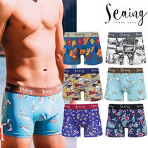 Flower Patterns Tropical Patterns Boxer Briefs
