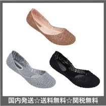 Melissa Round Toe Casual Style Flats