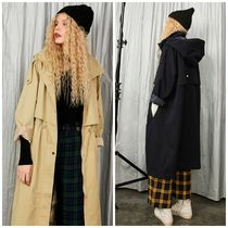 ELF SACK Casual Style Street Style Outerwear