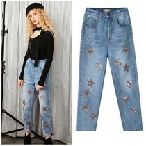 ELF SACK Casual Style Street Style Jeans