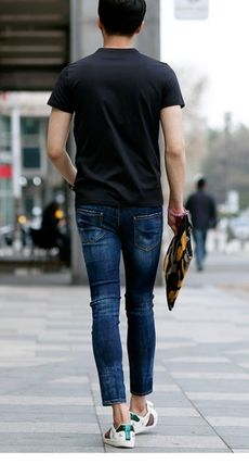 MONCLER More T-Shirts Street Style Cotton T-Shirts 4