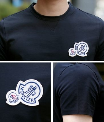 MONCLER More T-Shirts Street Style Cotton T-Shirts 8