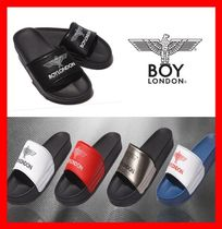 BOY LONDON Casual Style Unisex Street Style Sandals