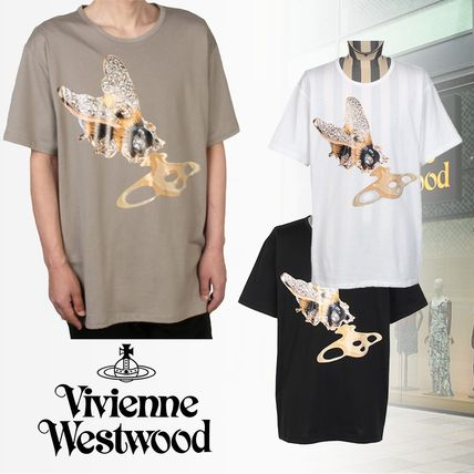 Vivienne Westwood More T-Shirts Cotton T-Shirts