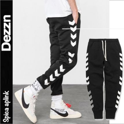 Unisex Sweat Street Style Joggers & Sweatpants