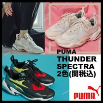 PUMA THUNDER SPECTR Casual Style Unisex Street Style Low-Top Sneakers