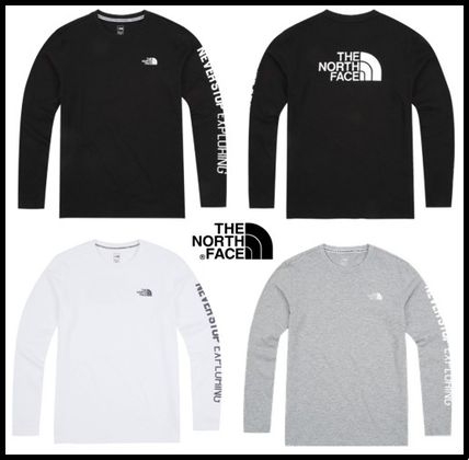 THE NORTH FACE More T-Shirts Street Style Long Sleeves T-Shirts